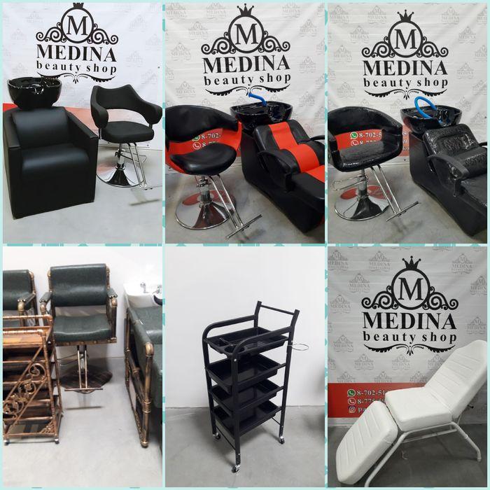 Оборудование мебель для салона красоты парикмахерские.