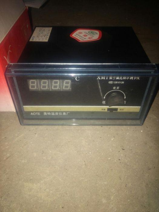 Регулятор температуры цифровой XMT-101.Работает от 0° до 1200°С.