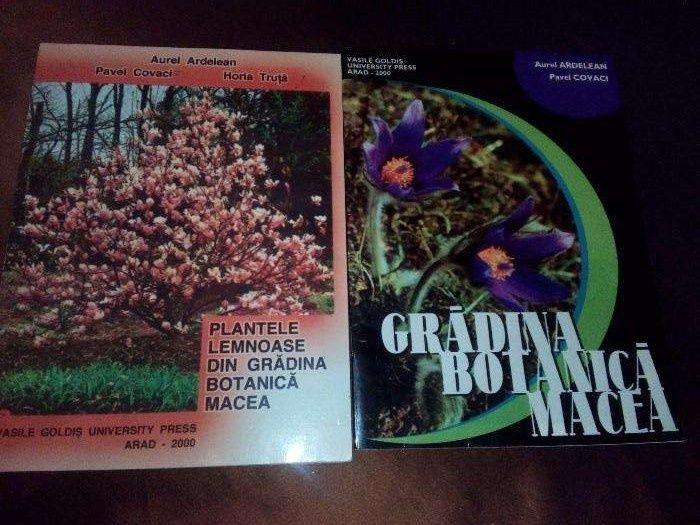Gradina botanica Macea/Plantele lemnoase din gradina botanica Macea