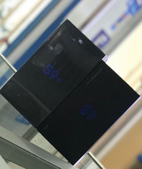 Samsung galaxy S9+ selados