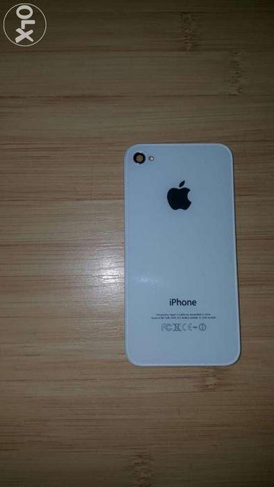 Capac Alb IPHONE 4 Original
