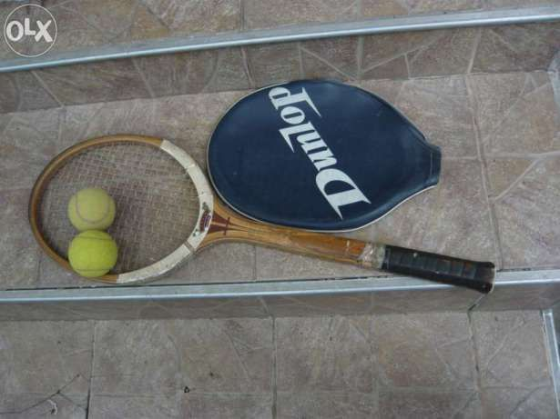 racheta tenis de camp Dunlop Combat