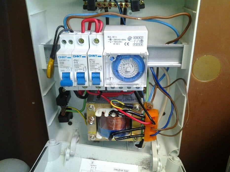 Eletricidade de Mocambique-Electricistas