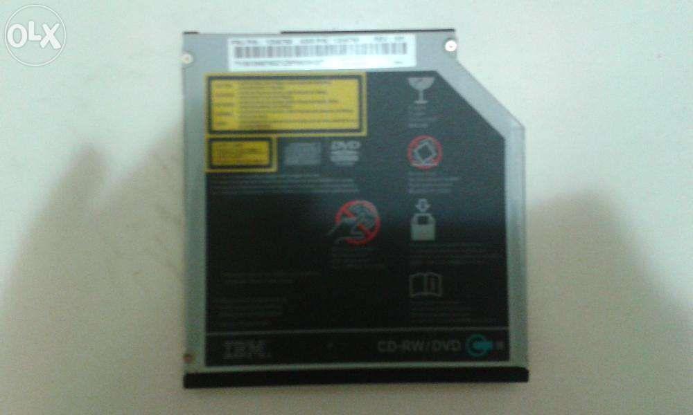 dvd laptop IBM T41p