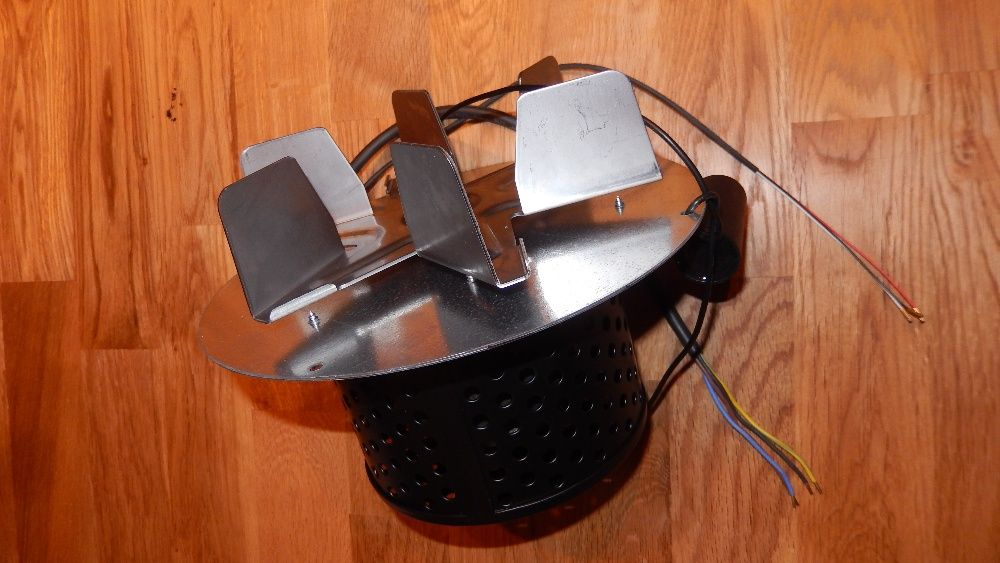 Ventilator cazan Viessmann Vitoligno 100s de 25, 30 si 40 kW Brasov - imagine 2