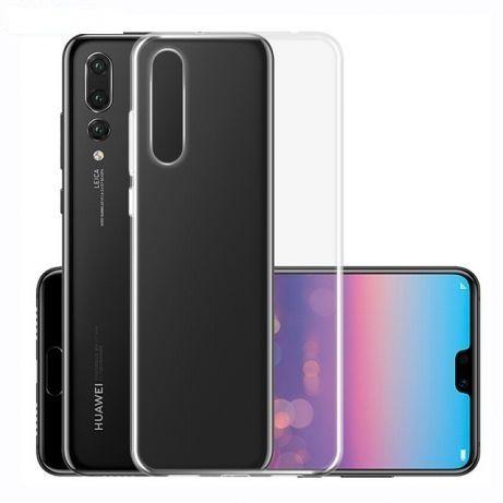 Husa Ultra Slim Silicon Transparenta - Huawei P Smart P20 P20 PRO P20