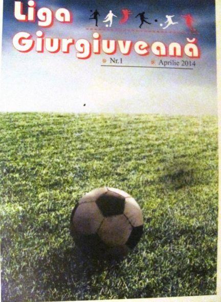 Revista fotbal - Liga Giurgiuveana