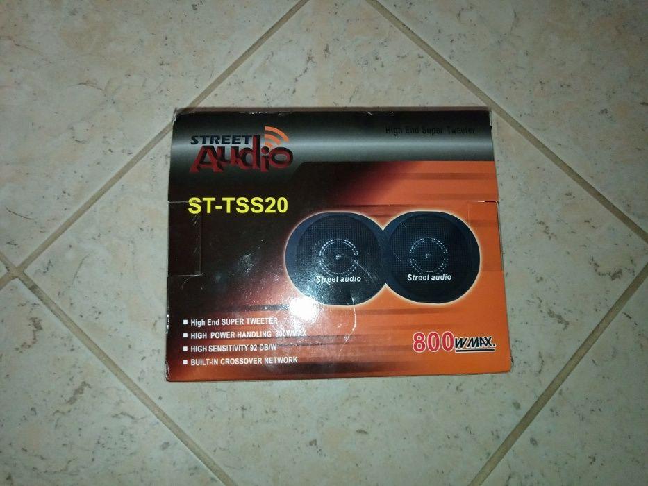 Super Tweeters Street audio ST-TSS20 800w
