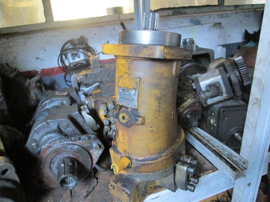 Hidromotor Hydromatik A7V80LV2 .