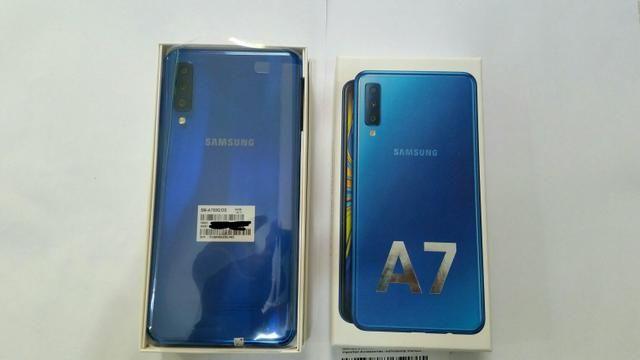 Samsung A7 2018 Novo Selado