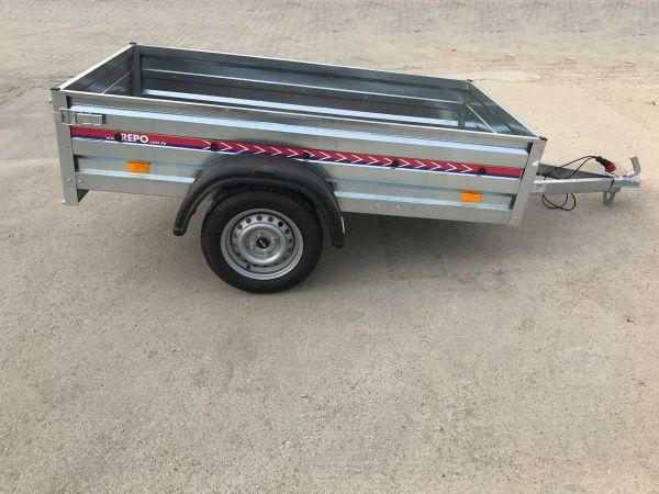 Remorca auto 750kg dim 205x115x34 cm - RAR Efectuat