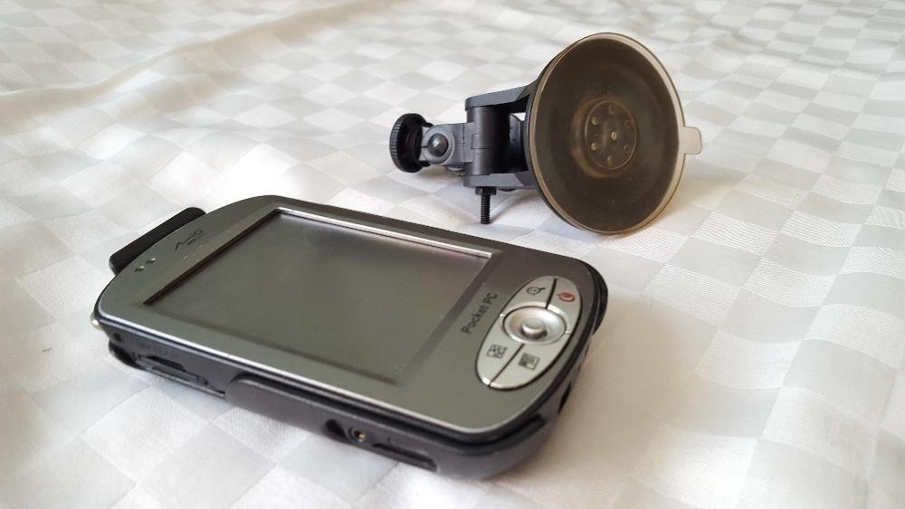 GPS Mio P350 (IGO 8 instalat + toate accesoriile)
