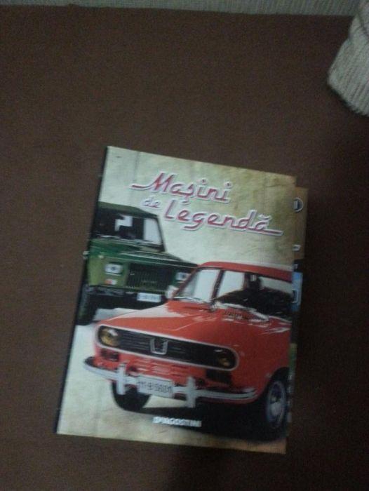 Vand Masini de legenda (Reviste + suport reviste )