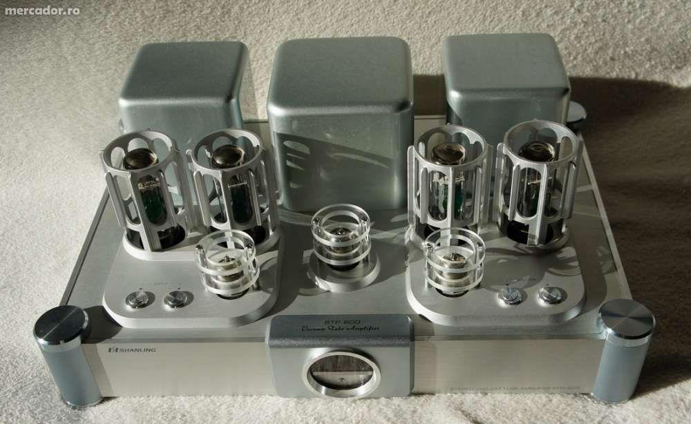 Amplificator cu lampi SHANLING STP80