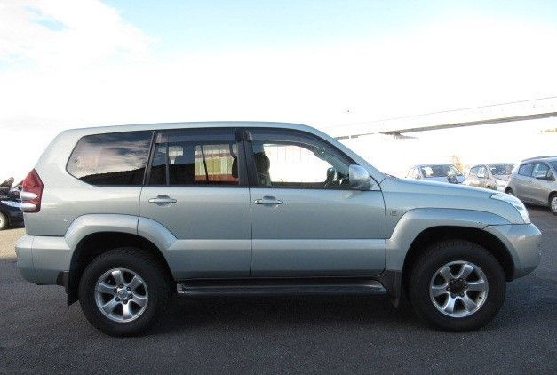Vendo Prado 4X4, Automatico, motor a Diesel