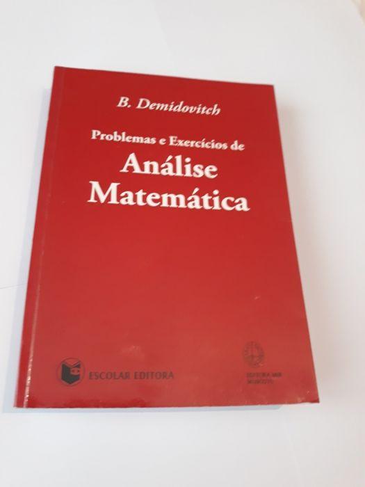 Demidovitch - Problemas e Exercícios de Análise Matemática