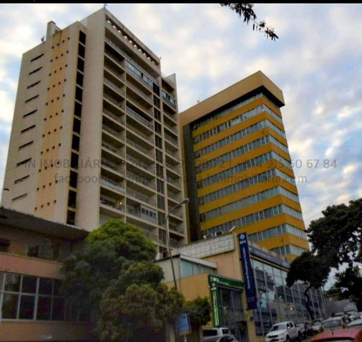 Apartamento T3 a venda por 150.000.000 AOA, no Bairro Maianga, edifíci