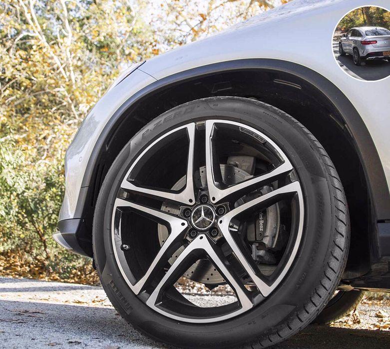 Джанти Мерцедес ГЛЕ купе 63 АМГ зимни Mercedes GLE 63 AMG S 20 черни