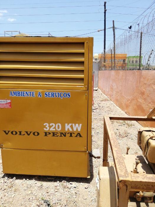Gerador industriail a diesel 320 KVA