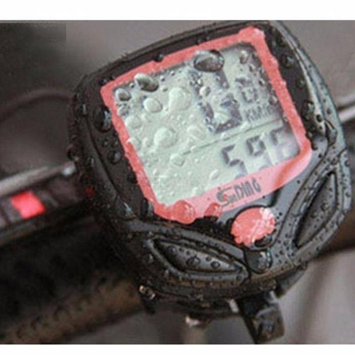 computer ciclometru - 14 functii - waterproof