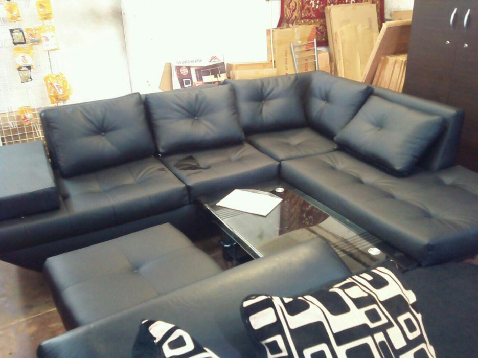 Sof tipo L de marca Geneva suier confortavel :soft leather