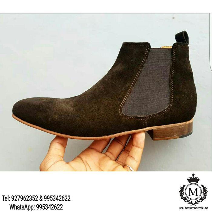 Sapato (Bota) Pierre Cardin