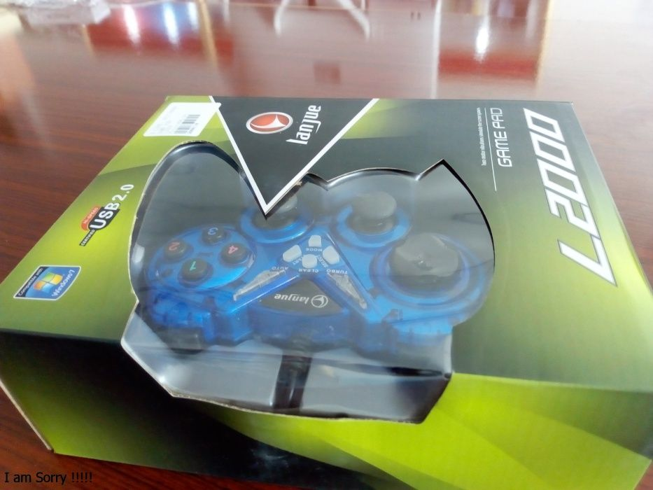 JOYSTICK para pc e ps3 usb