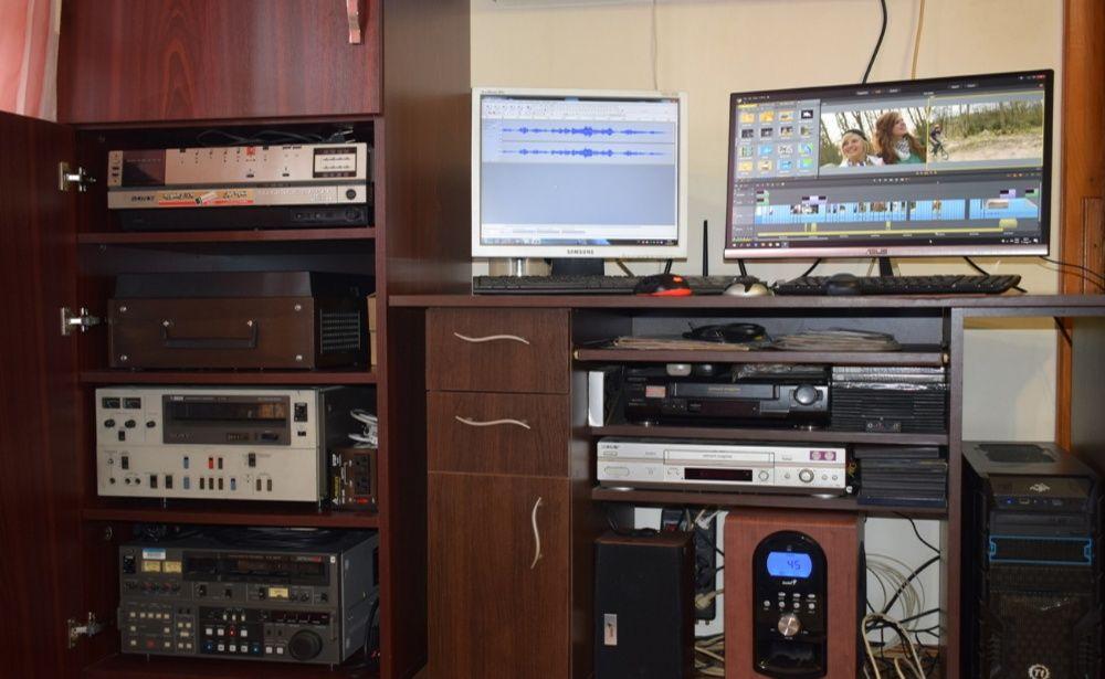 Transfer casete video pe dvd,vhs,vhs-c,betamax ,hi8,digital8,minidv