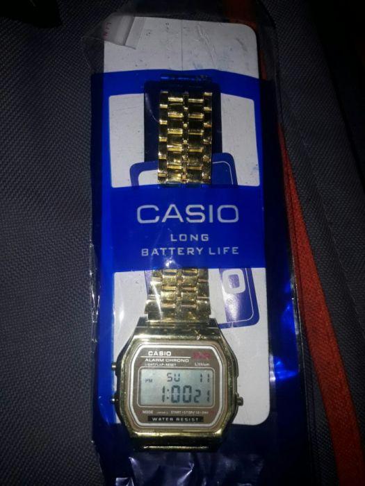 Relógios Casio unisexo em promoção