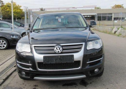 VW Touareg 3.0 TDI / Фолксваген Тоуарег НА ЧАСТИ