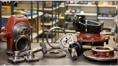 Dezmembrari pinioane John Deere, Massey Ferguson, New Holland, Case