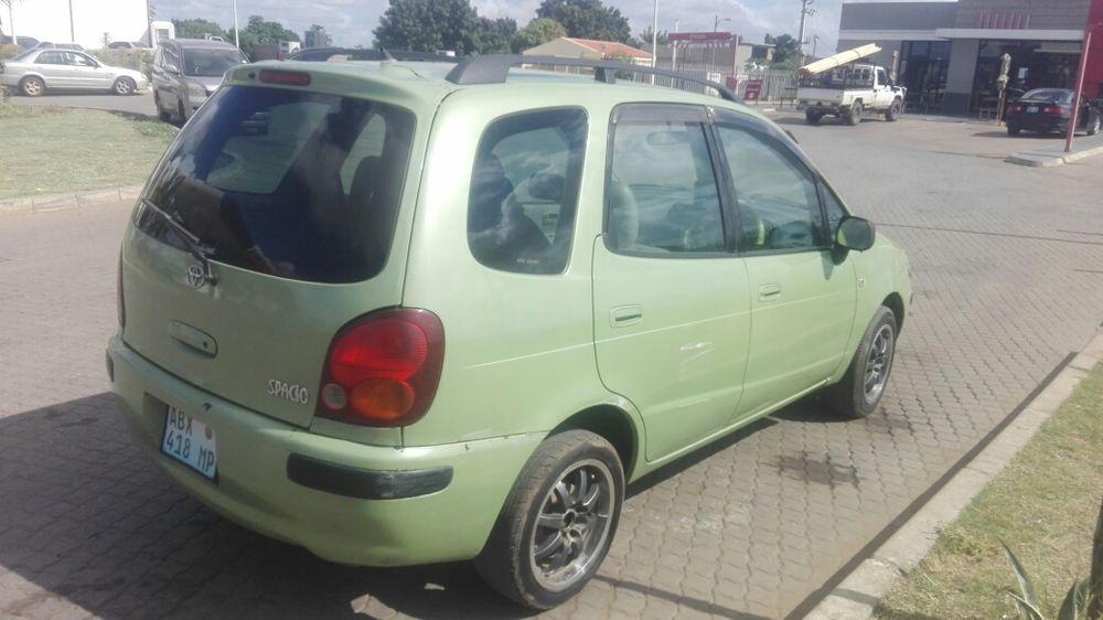 Toyota spacio super bom gela bem Cidade de Matola - imagem 1