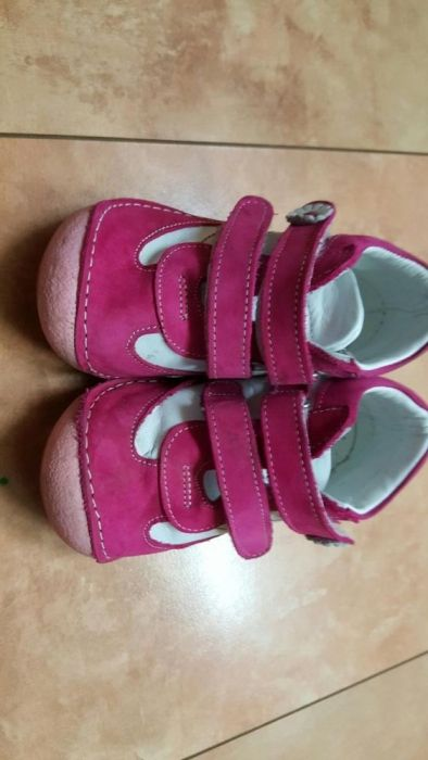 Pantofi din piele, marimea 24
