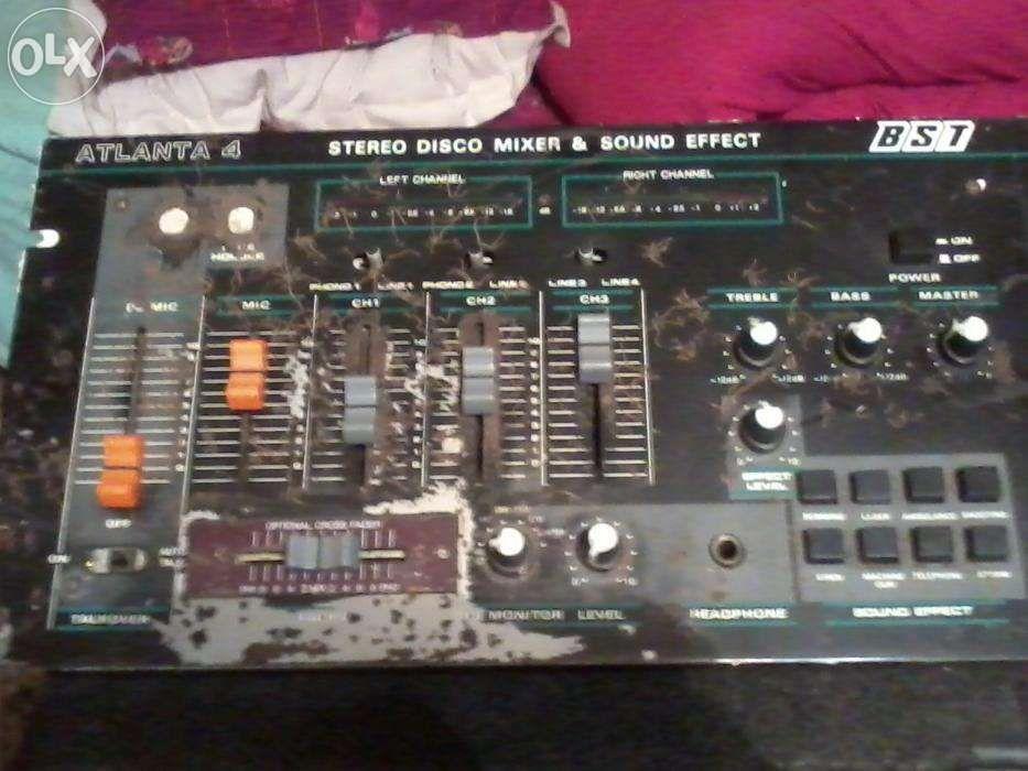 mixer atlanta A4bst