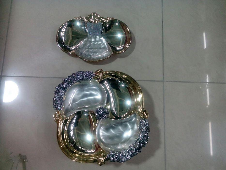 Серебряная посуда. Италия