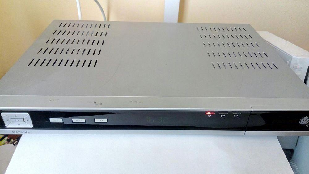 Vand decodor SD de la UPC doar pentru posturile radio digitale , nu TV