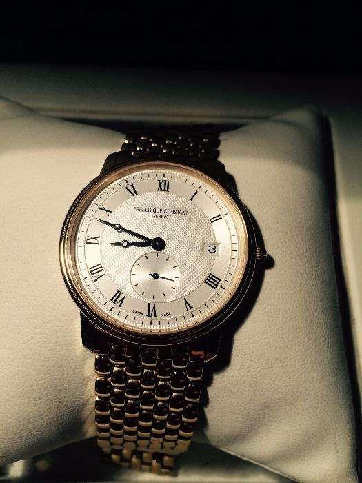 ceas frederique constant