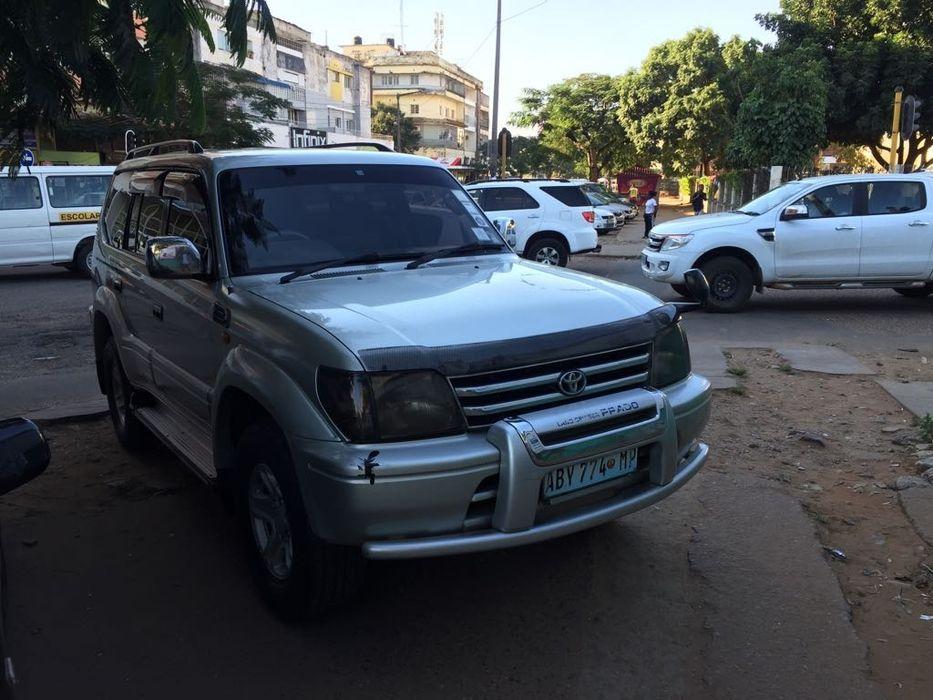Toyota Prado 2,7
