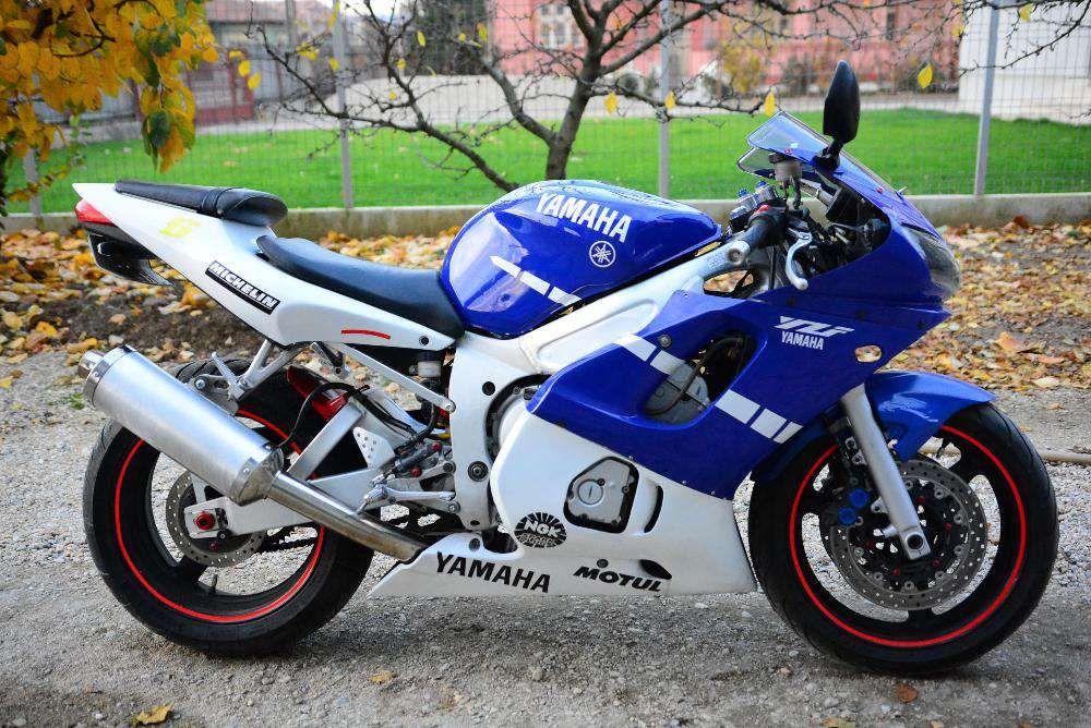 Dezmembrez Vand Piese Yamaha YZF R6 1999