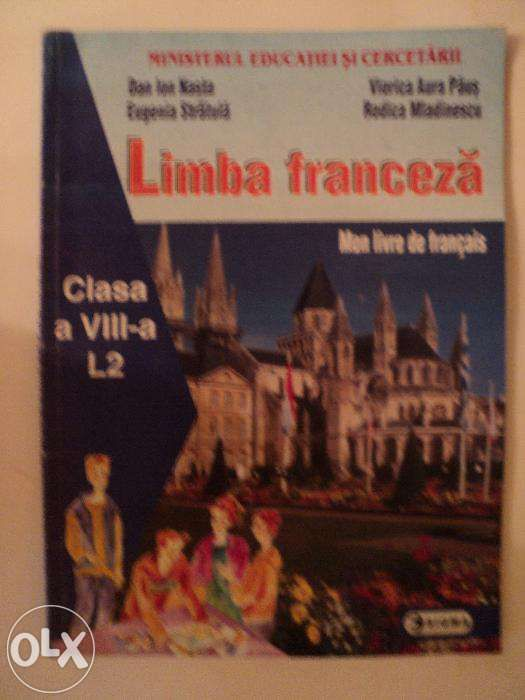 Manual limba franceza cls a VIII-a