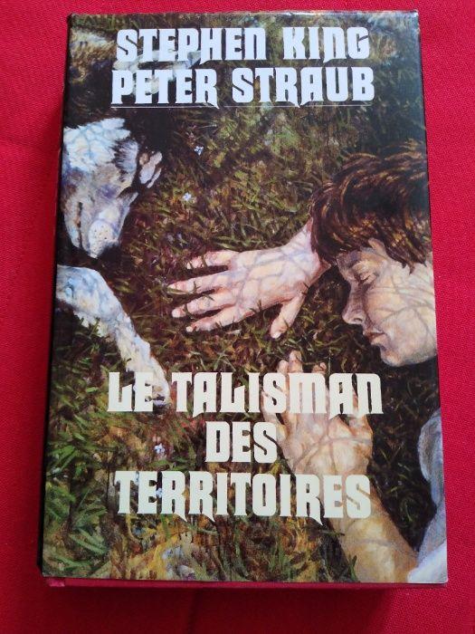 Стивън Кинг на френски