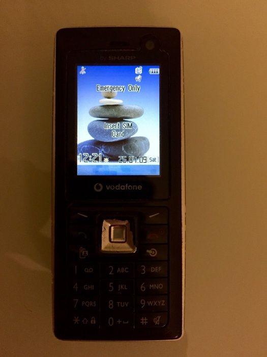 телефон SHARP 550 SH