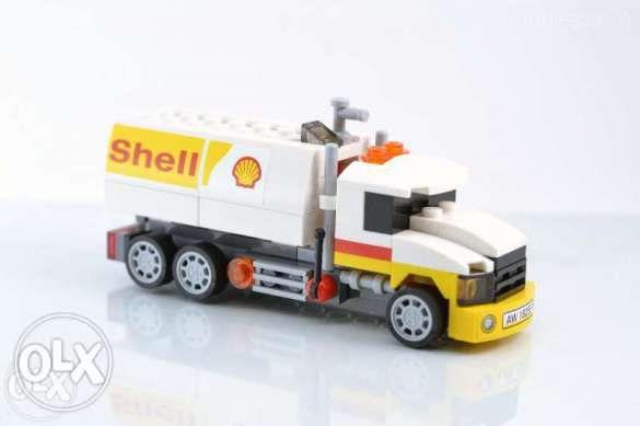 НОВА ЦЕНА ЛЕГО конструктор камион-цистерна/ LEGO Shell Tanker