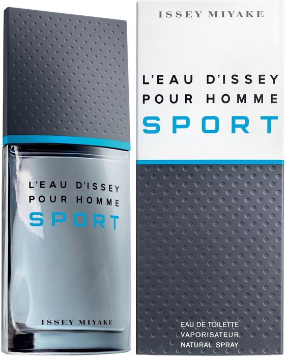 L`Eau D`Issey Pour Homme Sport Issey Miyake