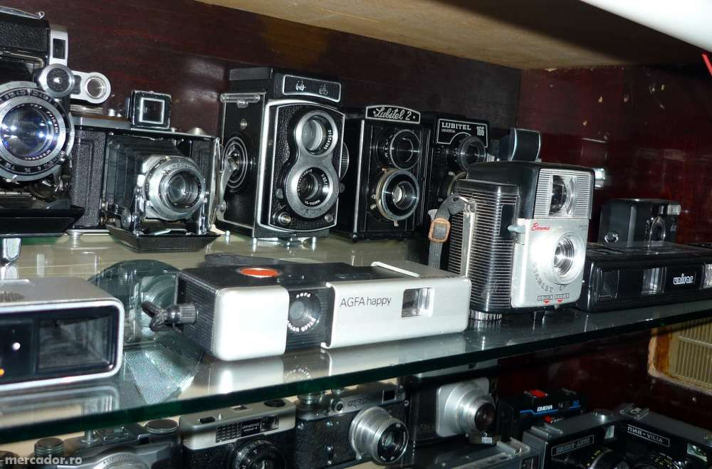 colectie aparate foto Buzau - imagine 5