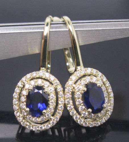 cercei aur cu diamante naturale
