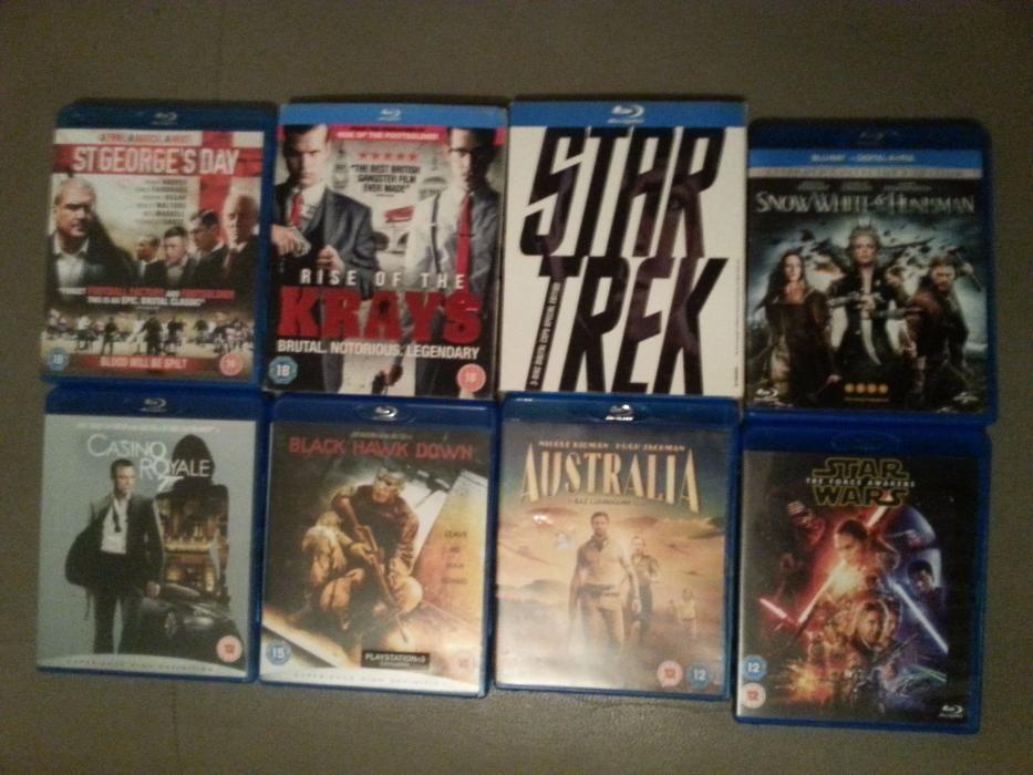 Блу Рей филми / Blu Ray movies