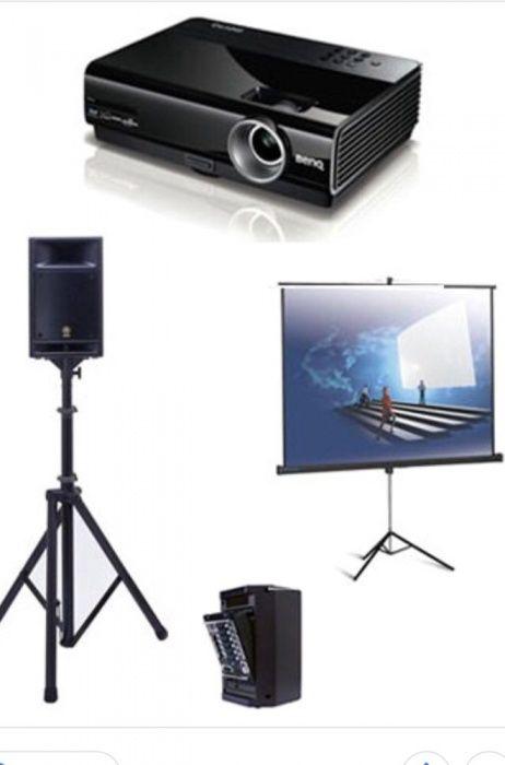 Аренда LED экранов, проекторы