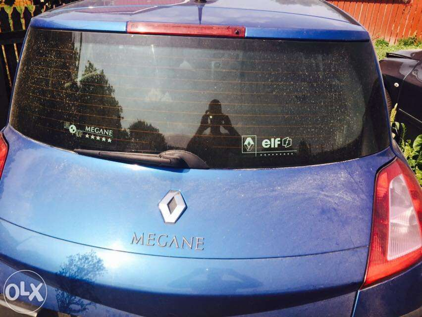 portbagaj/haion spate Renault Megane 2 an 2005!!!