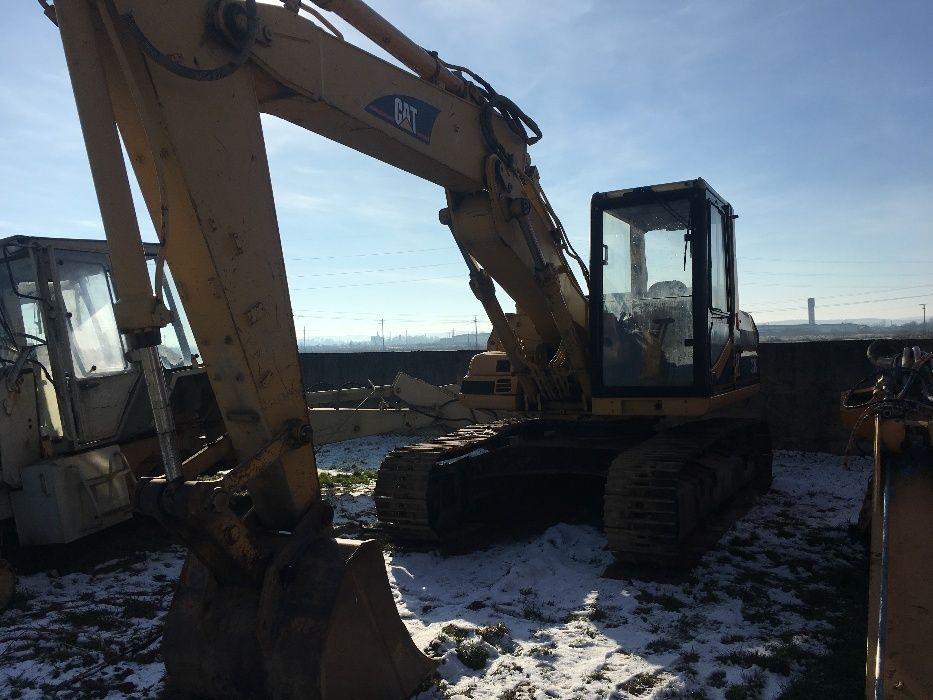Dezmembrez excavator Caterpillar 317B NL